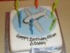 Ethan's Areroplane Birthday Cake