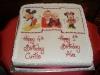 Curtis and Ava\'s Birthday Cake