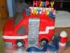 Joshua's Birthday Cake