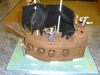 Oliver\'s Birthday Cake