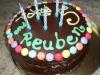 Toby and Reuben\'s Birthday Cake