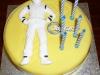 Top Gear Birthday Cake