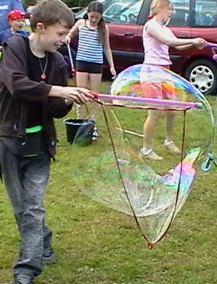 Bubble Workshop