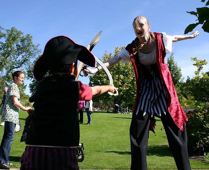 Pirate Sword Fight