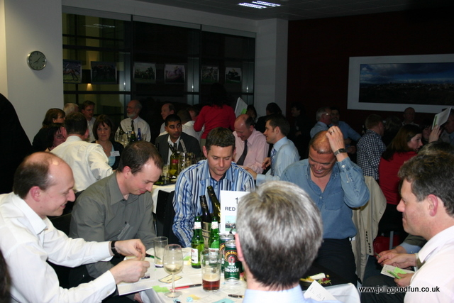 Corporate Race Night