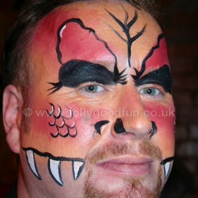 Adult Face Painter