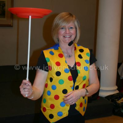Hazel Wood, Children's Entertainer