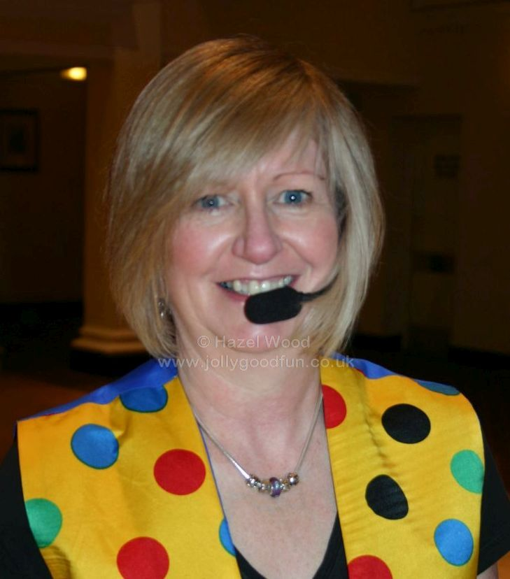 Children's Entertainer Hazel Wood