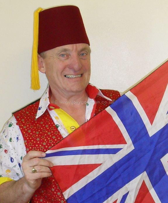 Children's Entertainer and Magician, Mr Ron