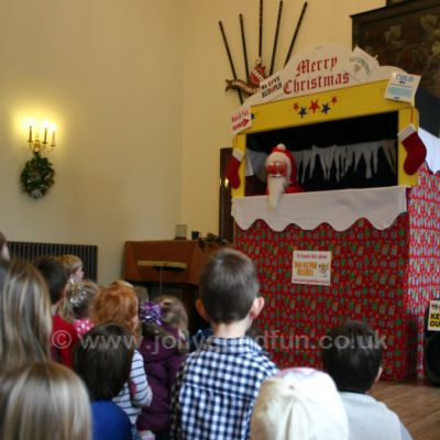 Christmas Puppet Show