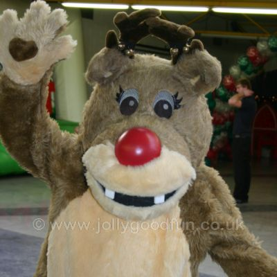 Rudolph, Christmas costume character