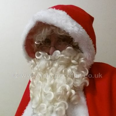 Ron as Father Christmas